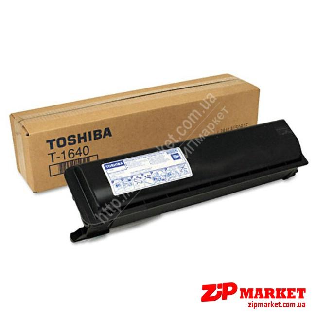 T-1640E-24K 6AJ00000024 Тонер TOSHIBA e-STUDIO 163 / 166 / 167 / 206 / 207 / 200 / 203 фото 1
