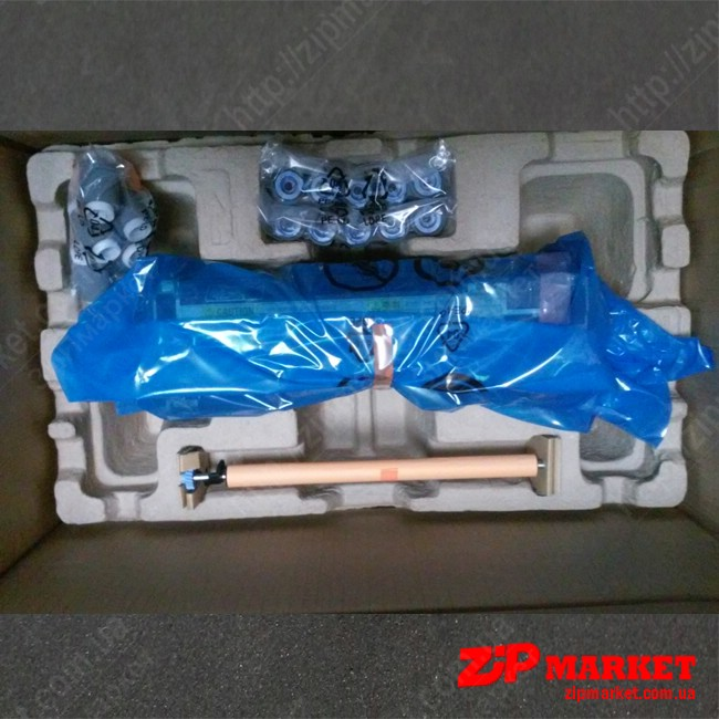 E6B67-67902 / F2G77-67901 / F2G77ARM2-6342 Узел закрепления / термоблок / термоузел / печь в сборе  HP LJ Enterprise M604 / M605 / M606 фото 1